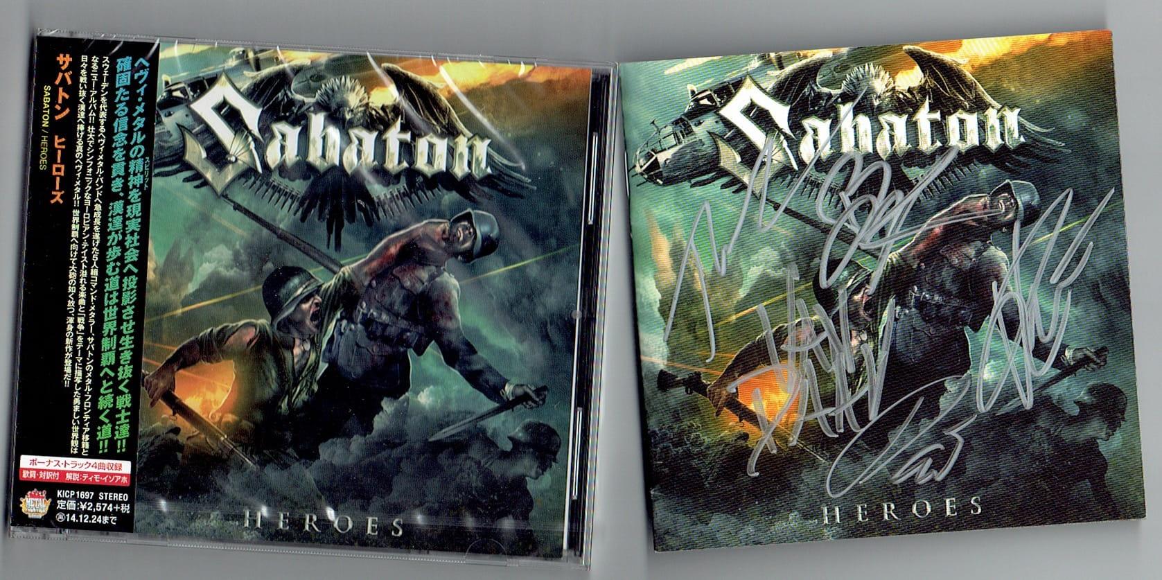 Download sabaton heroes album