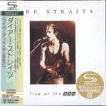 DIRE STRAITS Live At The BBC - Japan SHM CD (2008 cardboard UICY-93736)