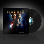 IRON MAN -OST Ramin Djawadi LIMITED 180g LP (2nd press)