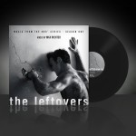 THE LEFTOVERS BY Max Richter - 180g first pressing of 1000