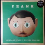 OST Stephen Rennicks FRANK - 180g black (LIMITED SECOND PRESSING)