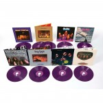 DEEP PURPLE (9x180g purple coloured LPs)