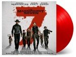 James Horner THE MAGNIFICENT SEVEN - Siedmiu Wspaniałych - RED 2xLP 180g (MOVATM131)
