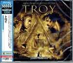 "JAMES HORNER Music From The Motion Picture ""Troy"" TROJA WPCR-28610"