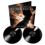 HANS ZIMMER OST - Batman Begins 2xLP (first press 2012 - SILLP1316)