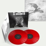 Game of Thrones Season 3 GRA O TRON 2xLP RED COLOR (second pressing of 500) (SILLP1433)