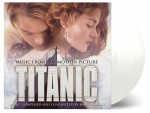 JAMES HORNER TITANIC limited numbered transparent vinyl 180g (MOVATM100)