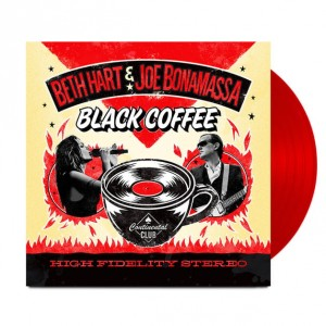 BETH HART & JOE BONAMASSA Black Coffee (LIMITED RED VINYL)