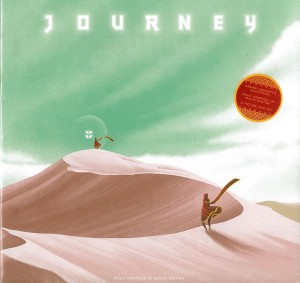 AUSTIN WINTORY Journey LIMITED 2xPicture Disc