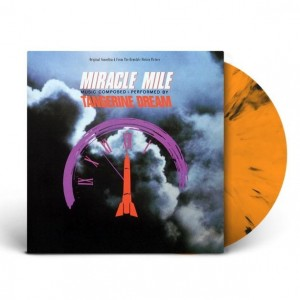 RSD18 TANGERINE DREAM MIRACLE MILE Orange Marble LP