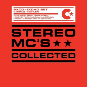 STEREO MC's Collected Box set LIMITED 9xCD +DVD