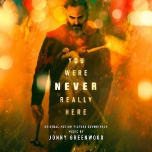 JONNY GREENWOOD You Were Never Really Here COLOURED VINYL