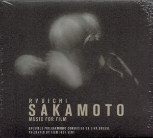 Ryuichi Sakamoto, Brussels Philharmonic Conducted By Dirk Brossé Music For Film (SILCD 1524)