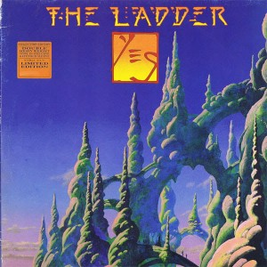 YES The Ladder 180g numbered edition 2xLP (EDG12088)