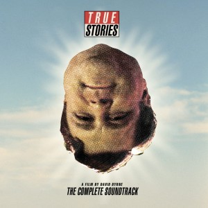 DAVID BYRNE Complete True Stories Soundtrack 2xLP