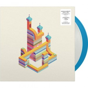 Stafford Bawler, Obfusc and Grigori MONUMENT VALLEY Original Game Soundtrack COLOR 2xLP