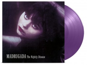 MADRUGADA The Nightly Disease - 180g LP (coloured numbered MOVLP1506)