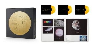 Voyager Golden Record (3xGOLDEN LP BOX)