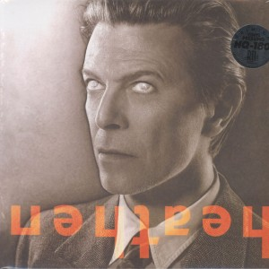 DAVID BOWIE Heathen - US 2015 BLUE 180g LP