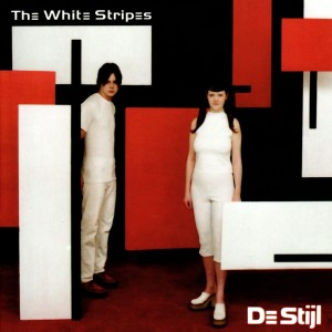 THE WHITE STRIPES De Stijl (US edition 180g)