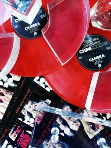 CHROMATICS Camera (180g COLOR VINYL 12')