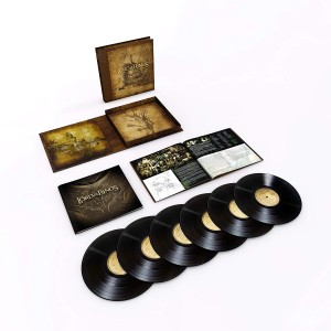 HOWARD SHORE Lord of the Rings: the Motion Picture Trilogy Soundtrack (WŁADCA PIERŚCIENI) 6xLP BOX