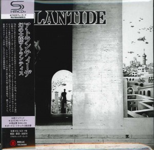 ATLANTIDE Atlantide JAPAN SHM CD BELLE-152484