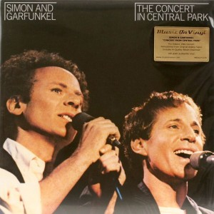 SIMON AND GARFUNKEL Concert in Central Park 2xLP 180g (MOVLP1329)