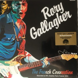 RSD18 RORY GALLAGHER The French Connection (MONO LP)