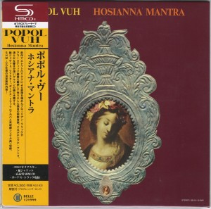 POPOL VUH Hosianna Mantra * JAPAN CD BELLE 121999