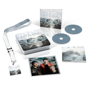 A-HA Cast In Steel - LIMITED METAL FANBOX DELUXE EDITION