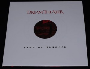 DREAM THEATER Live At Budokan 4LP