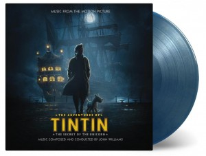 JOHN WILLIAMS The Adventures Of Tintin COLOURED 2xLP MOVATM160