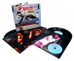 The Rolling Stones L.A. Forum (Live In 1975) 3xLP + DVD Multichannel