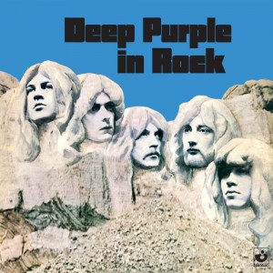 DEEP PURPLE In Rock (PURPLE VINYL LP)