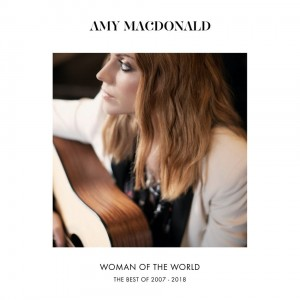 AMY MACDONALD Woman Of The World: Best of 2007-2018 (2xLP)