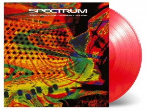 SPECTRUM Highs, Lows And Heavenly Blows (RED 180g LP) MOVLP2176