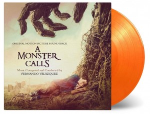 FERNANDO VELÁZQUEZ A Monster Calls COLOURED VINYL (MOVATM140)