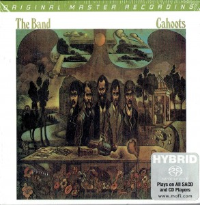 THE BAND Cahoots MFSL HYBRID SACD UDSACD2045