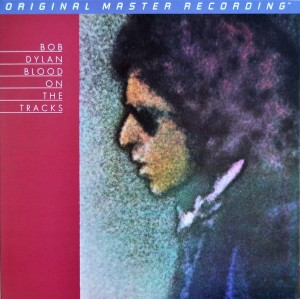 BOB DYLAN Blood On The Tracks MFSL numbered