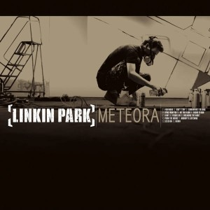 LINKIN PARK Meteora 2xLP gold wax