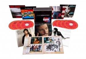 BRUCE SPRINGSTEEN 1973-84 ALBUMS COLLECTION 8xCD