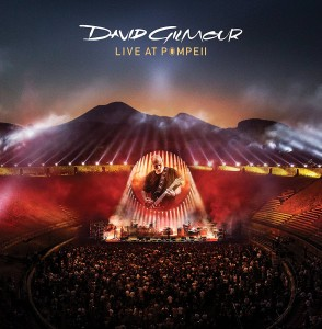 DAVID GILMOUR Live At Pompeii - 4LP VINYL BOX SET