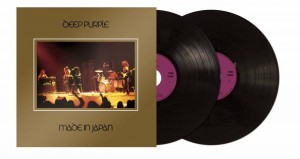 DEEP PURPLE Made In Japan 2xLP Limited Deluxe 180g