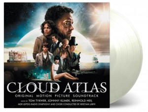 CLOUD ATLAS TOM TYKWER limited white 180g 2xLP (MOVATM014)