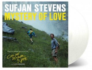 RSD18 SUFJAN STEVENS Mystery Of Love EP MOV10023 CLEAR VINYL