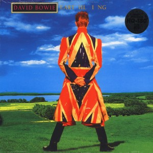 DAVID BOWIE Earthling -US GREEN 180g LP RTI Friday