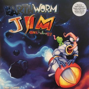 TOMMY TALLARICO Earthworm Jim Anthology COLOR 2xLP