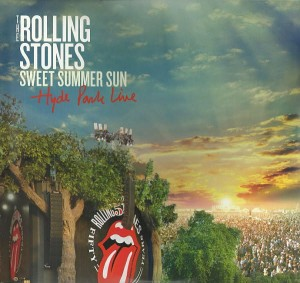 THE ROLLING STONES Sweet Summer Sun - Hyde Park Live (3xLP+DVD)