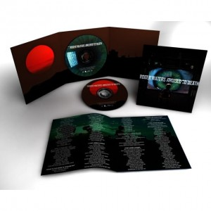 ROGER WATERS Amused To Death CD + Blu-ray 5.1